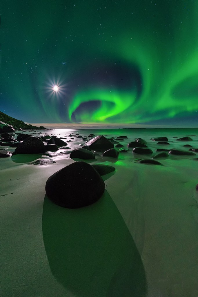 Northern Lights © Pedro Kin
