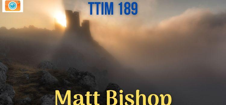 TTIM 189 – Matt Bishop