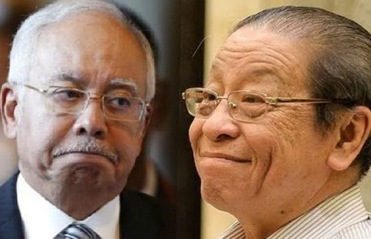 Sg Kandis: Kit Siang vs Najib (Part 1)