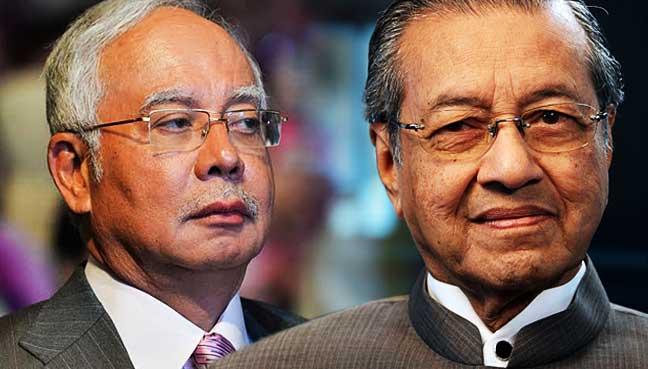"""DARI MANA DATANGNYA KOS SEBENAR ECRL IALAH RM30 BILION atau RM10 BILION?"" – Najib Razak."