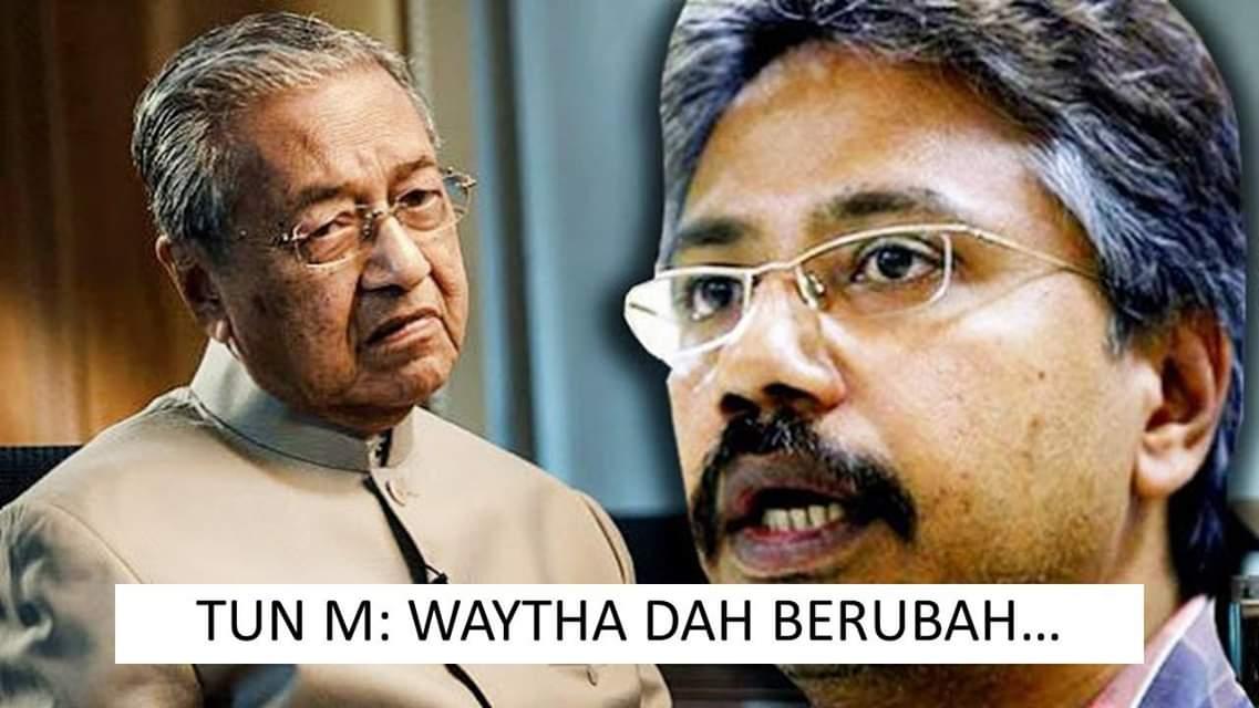 SURAT TERBUKA BUAT YBHG TUN DR. MAHATHIR MOHAMAD
