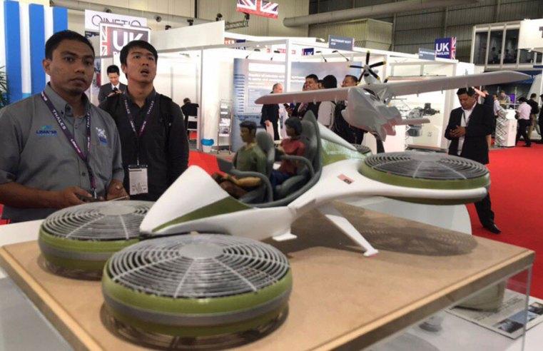 Vector bukan kereta terbang, tapi kenderaan berkonsep drone: kata syarikat.