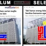 Dikecam netizen, Malaysiakini tukar tajuk berita.