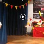 Video:YB Kula Segaran berucap pada  upacara memperingati LTTE tular.