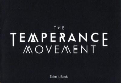 Take it Back Promo CD arrived