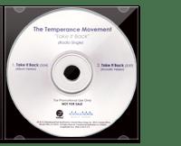Take It Back US Promo CD