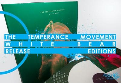 White Bear album formats from ASYLUMseventy7