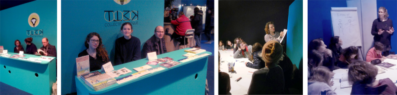 Ateliers TTMK à Angoulême