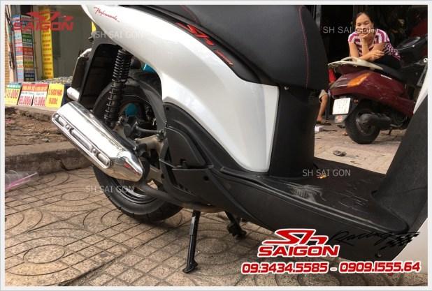Shop chuyên kinh doanh dàn áo sh ý Version 3 cho xe SH VN 125i 150i giá rẻ nhất Tel:0909.1555.64
