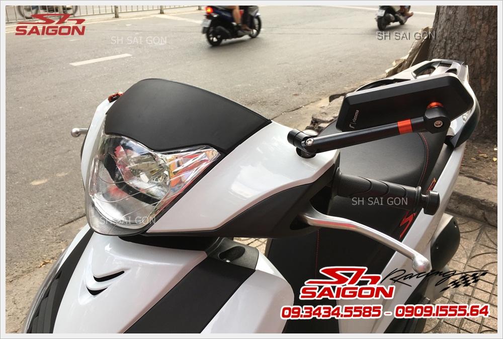 Shop chuyên bán dàn áo sh ý nhập thái cho xe SH VN 125i 150i giá tốt nhất Liên Hệ:0909.1555.64