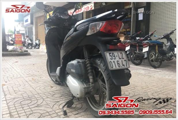 Xe SH VN 125i 150i độ dàn áo sh ý v3 cực chất giá phải chăng chính hãng tại HCM