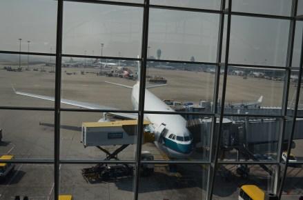 Good for plane spotting