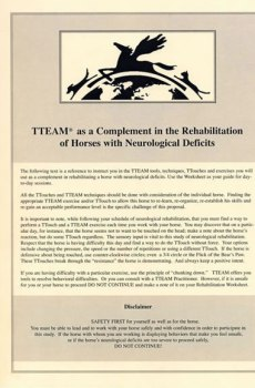 Cover of TTEAM for neurological rehab
