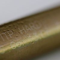 Close up TTP HARD best drill bits for metal - Best cobalt drill bits