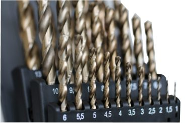 TTP HARDkIT1 13 Cobalt drill kit 1mm 13mm close up metric drill bits e1538747391233 - Metric drill bits for metal
