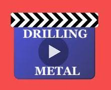 DRILLING METAL 221 X 179 - Drilling hardened metal easily