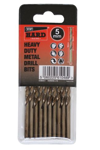 5mm Metal Drill Bit