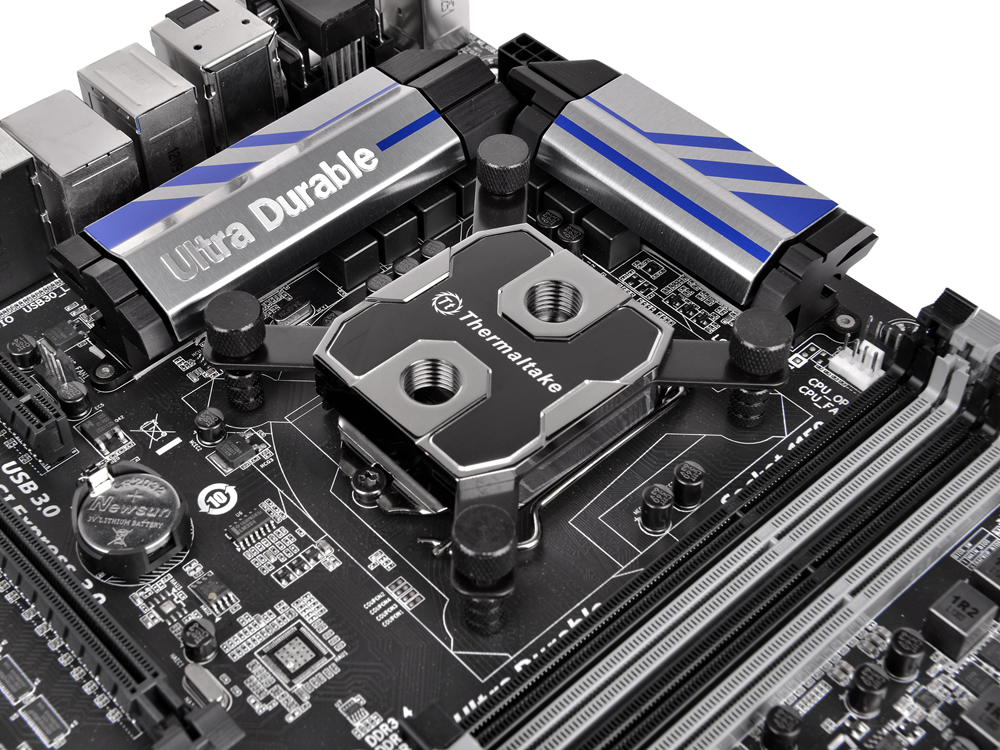 Pacific W1 CPU Water Block  ttpremium