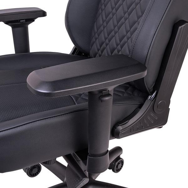lcs gaming chair race car x comfort air (black) | ttpremium