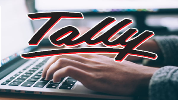 Tally ERP9 With GST