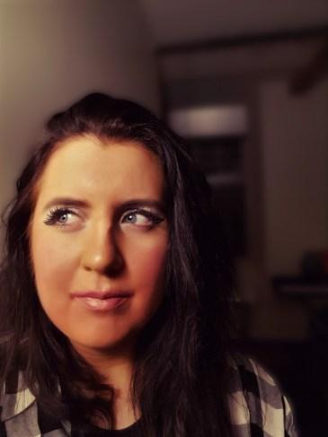 Cass K, a native american woman, Game designer