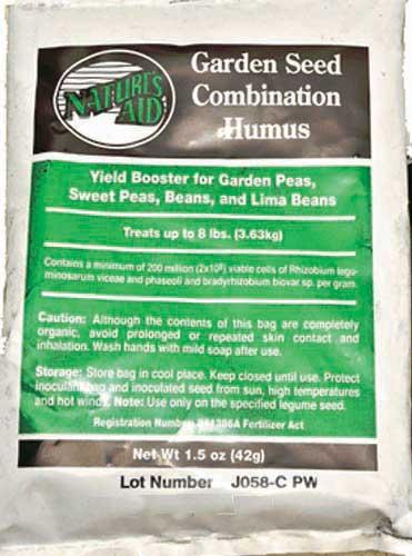 Garden Seed Inoculant - Qty. 42gr
