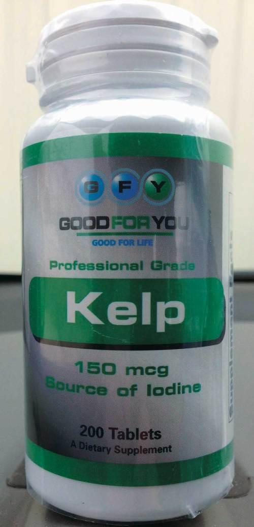 Kelp - Qty. 200 Tabs