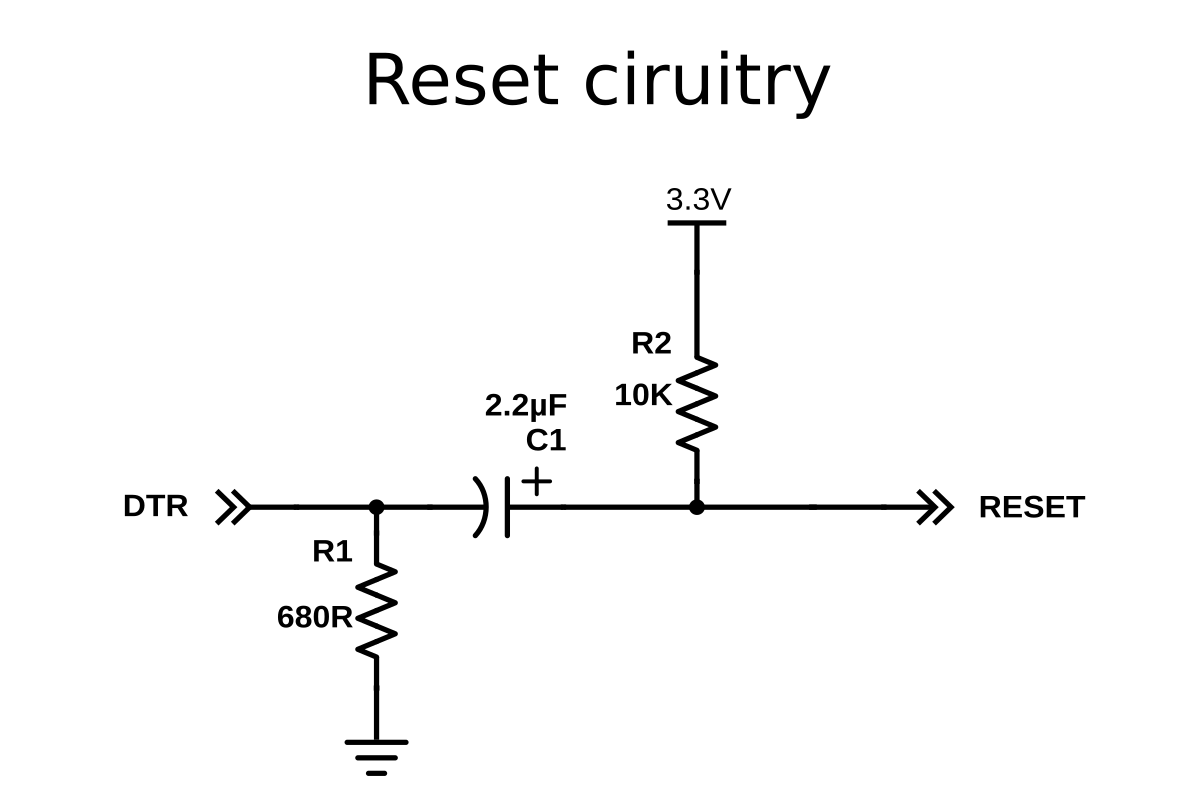 hight resolution of reset without diode png