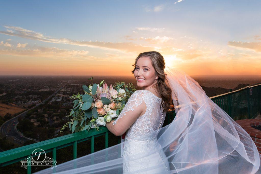 Orange Hill Restaurant Wedding
