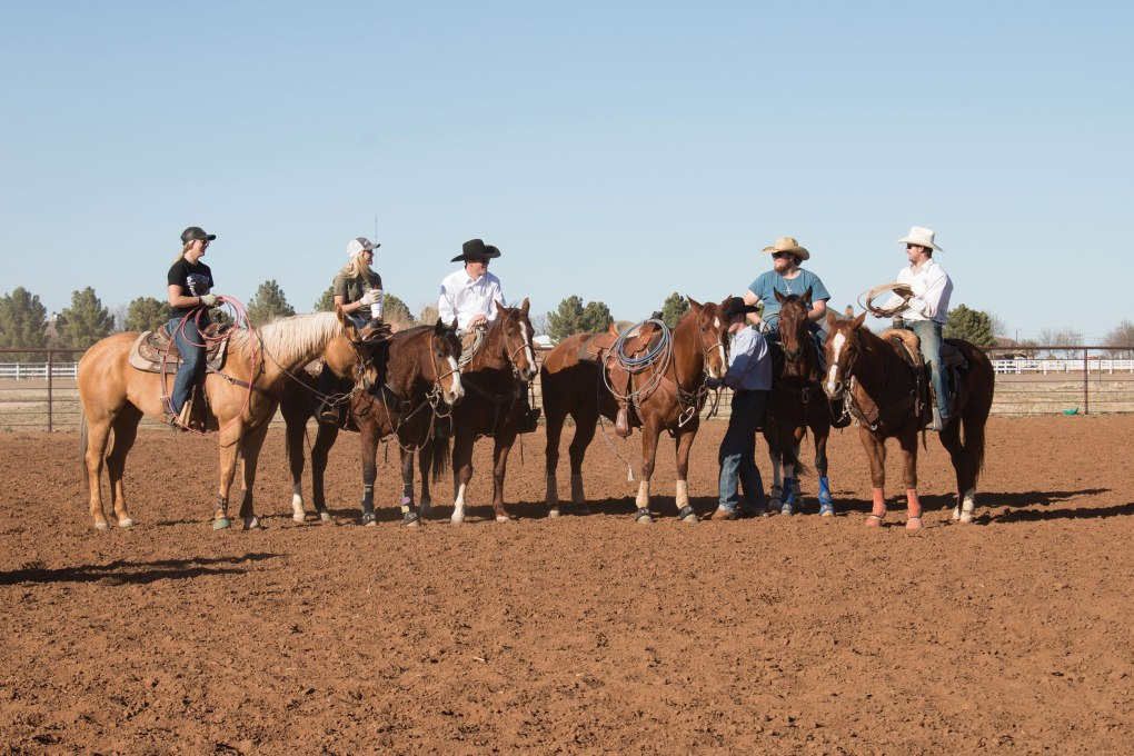 Corman's experience on the rodeo team has added value to relationships he has made as a coach.