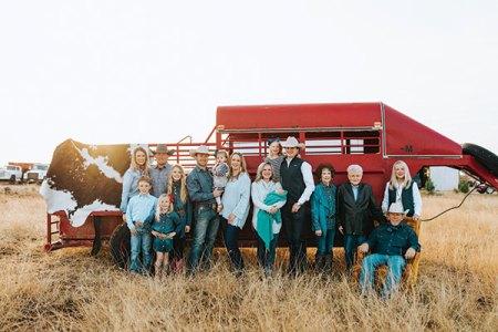 Mires Family Photo