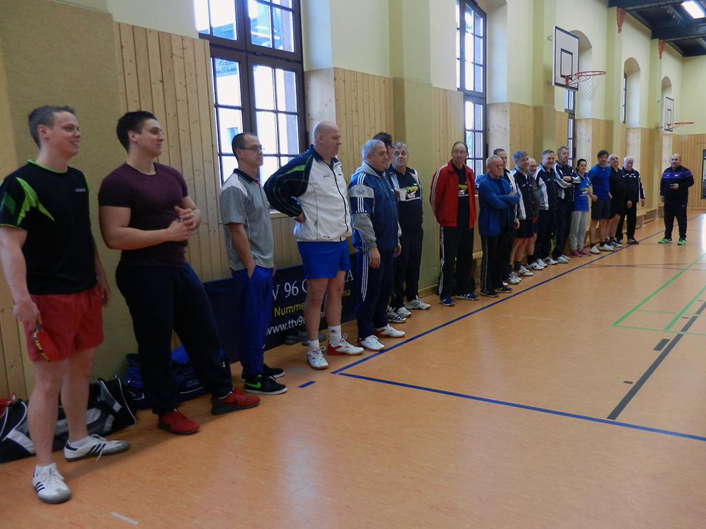 22 Starter #Tischtennis #Grimma #TTV96