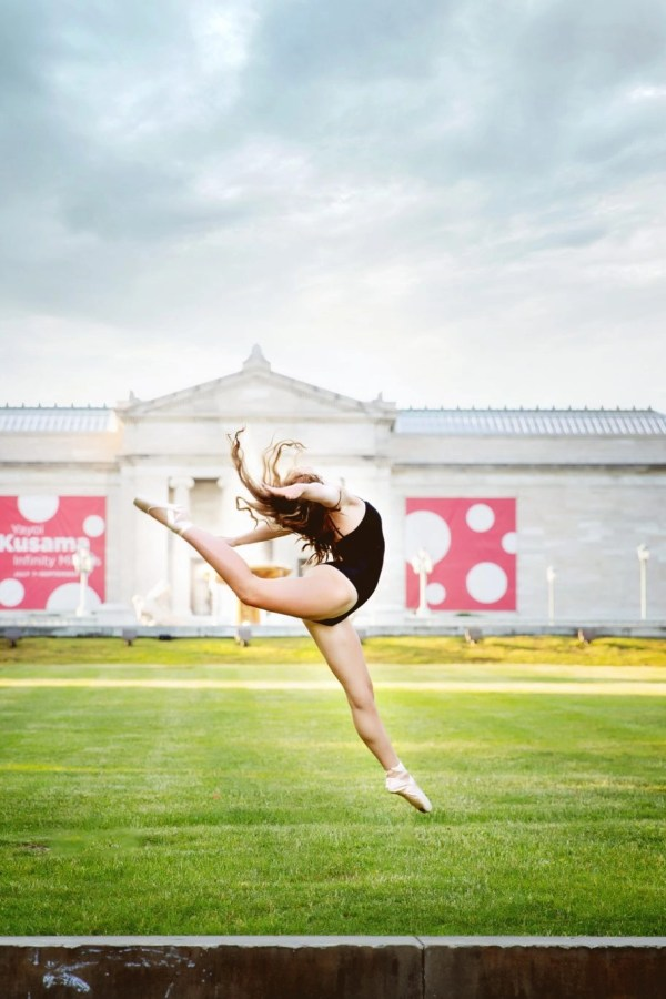 Cleveland Dance Photographer | Magnificat High School