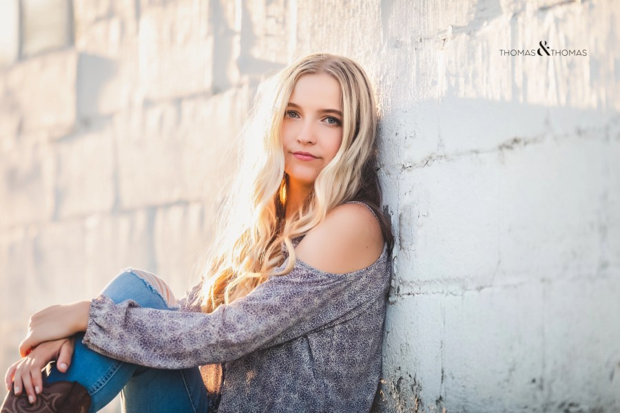 featured senior session