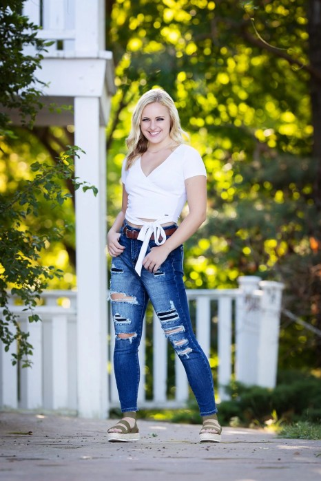 Rocky river featured senior