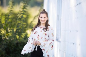 Rocky River Senior Photography at Quarry Hill