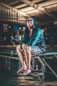 senior photography for athletes