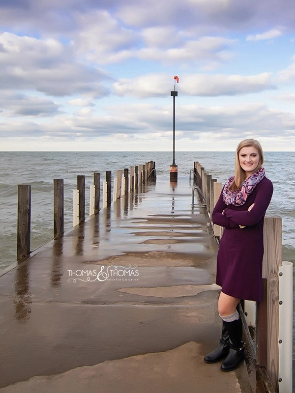 Ohio's Best Senior Photographer | Alex RRHS Class of 2017