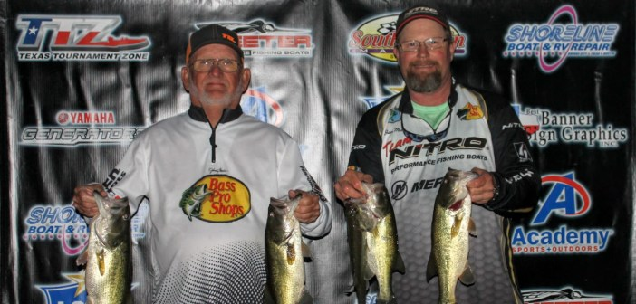 Warren and Mater win Travis Tuesday with 10.94 lbs