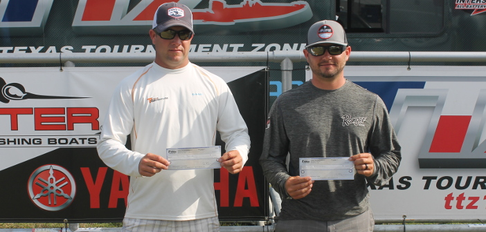 KYLE NITSCHKE & JASON BONDS WIN TEXOMA WITH 23.98 POUNDS AND TAKE HOME $10,000