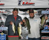 Burtner and Grounds win Travis Tuesday with 13.89 lbs