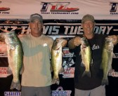 Wendlandt Brothers win TTZ Travis Tuesday with 14.49 lbs