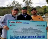 Groce and Whited win $2040 at Guadapalooza 2018