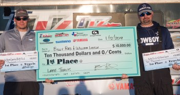 BILLY FORD & WILLIAM LYNCH KICKOFF 2019 WITH A WIN ON TRAVIS