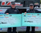 JAMES RIGDON & SHONE NIX BRING IN OVER 25LBS ON TEXOMA TOPPING 118 ANGLERS AND WIN OVER $5,000