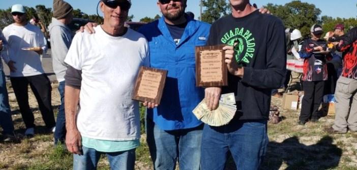 Brack and Cowan win $1330 as 2019 Guadapalooza Champions
