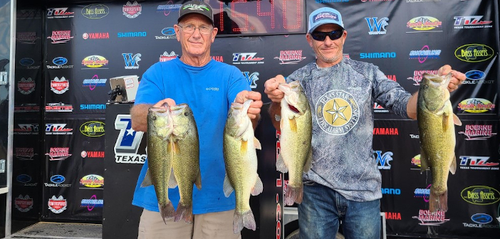 RONNY MAYNARD & ERIC CRUMLEY TOP 126 TEAMS ON BUCHANAN AND TAKE HOME $10,000