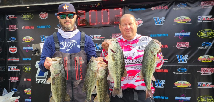 JASON OLIVIO & JOEY RODRIGUEZ TOP 157 TEAMS ON LBJ AND WIN $10,000
