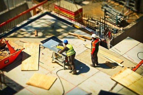 accidentes en lugares de construcción