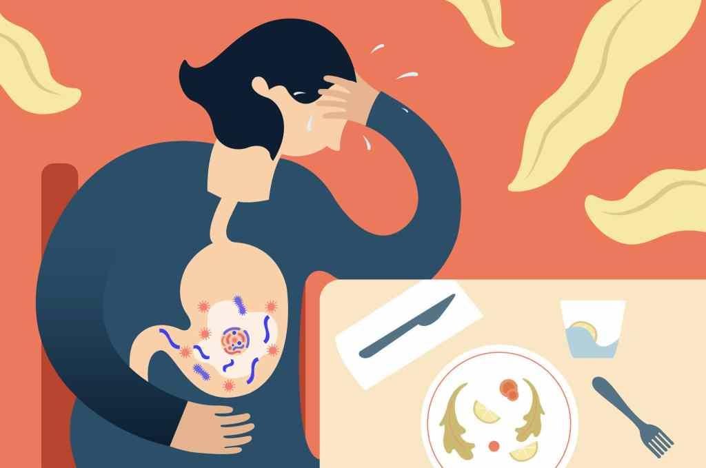 Intoxicación Alimentaria